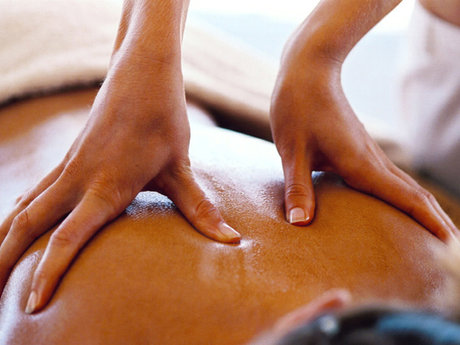 1hr of Swedish/Deep massage.