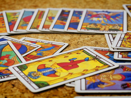One Card Tarot Readings