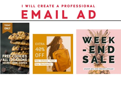 Create an Email Ad for You