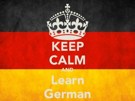 30 minutes German class or talk