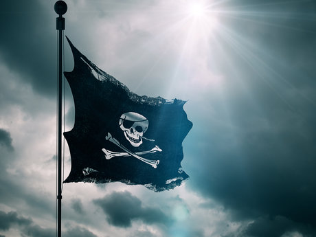 Pirate does your voicemail