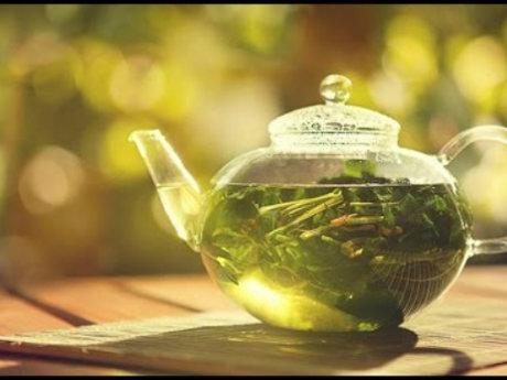 Mystery loose leaf tea sample