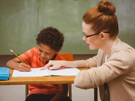 K-3 Math Tutoring