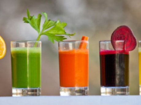 Juicing Consultation with 2 recipes