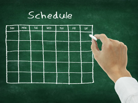 Schedule Help
