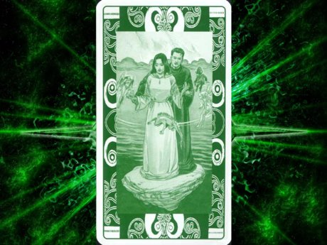 The Pagan Tarot Single Card Reading