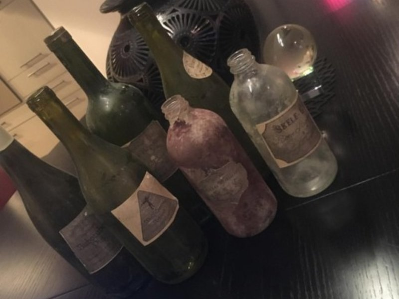 6 Harry Potter Potions Bottles Rosalind C Simbi