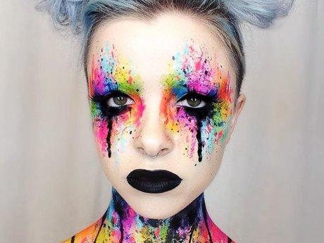 30min with a makeup artist!