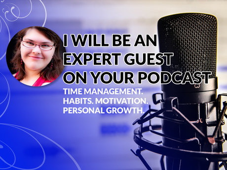 Be Your Podcast Expert Guest!