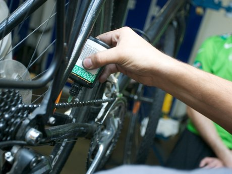 Basic Bicycle Maintenance Skills.