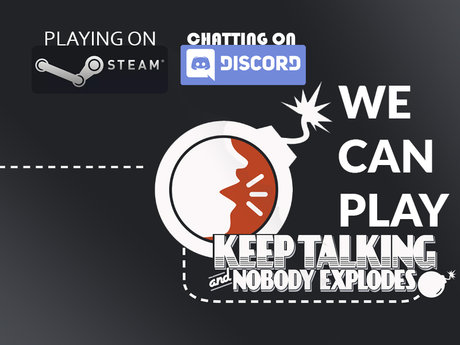 Play Keep Talking & Nobody Explodes
