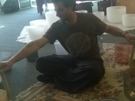 30 minute energy balancing session