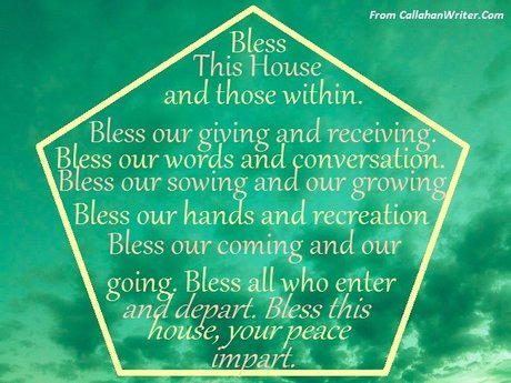 House Blessing/Cleansing
