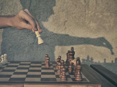 Teach chess to beginner