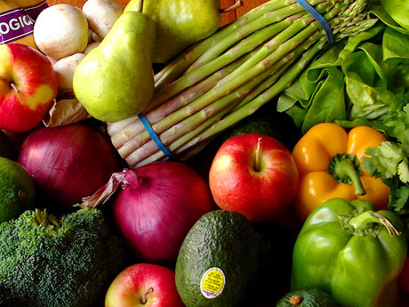 Vegan or vegetarian cooking lesson