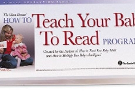 HOW TO TEACH YOUR BABY TO READ KIT