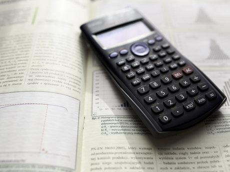 Online math and physics homework he