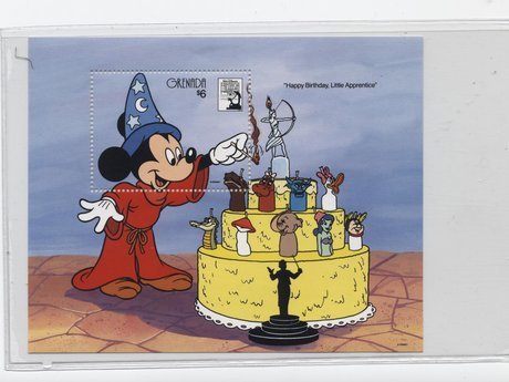 Disney Collector Stamp - Mickey