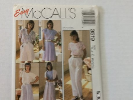 Sewing patterns (2/3 off special!)