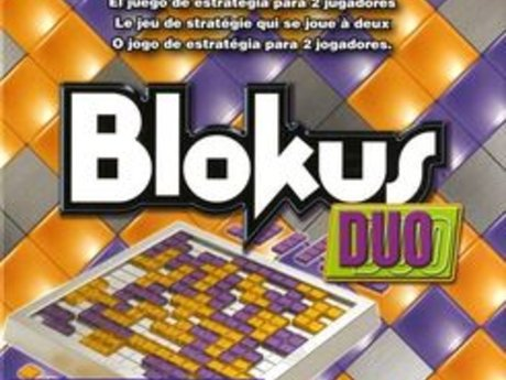 Rent my Blokus Duo Game