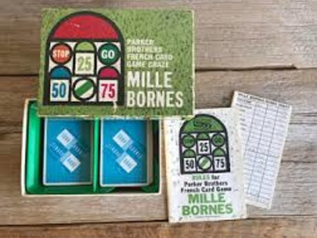 Rent my Mille Bornes Game