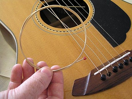 How to Restring and Tune a Guitar