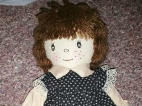 Cindy the Haunted Doll