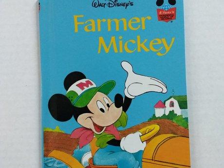 Walt Disney children's books
