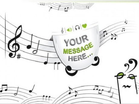 Musical Message