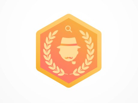 Master Inspector Badge