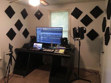 2 Hour Studio Recording Session