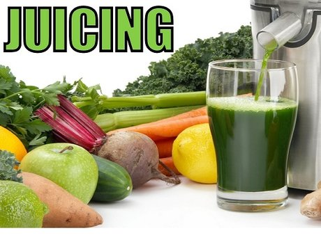 4-hr Juicing IN PERSON