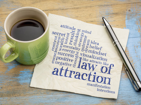 Law of Attraction  counseling