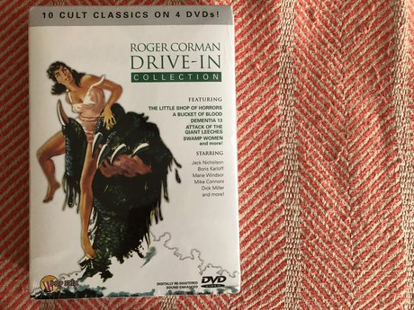 Cult Classics DVD Collection