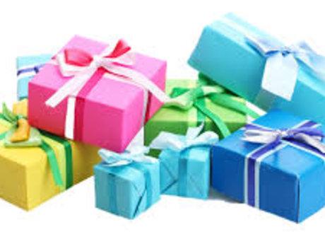 Gift idea generator