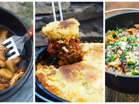 Real meals while camping (Advice)