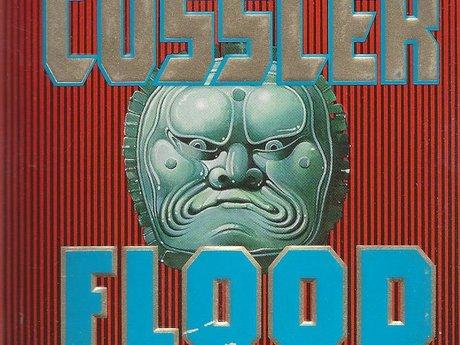 Flood Tide-Clive Cussler book