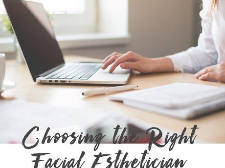 Skin Consultant/Aesthetician