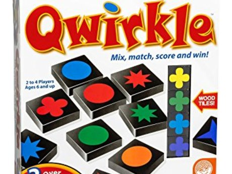 Rent my Quirkle game