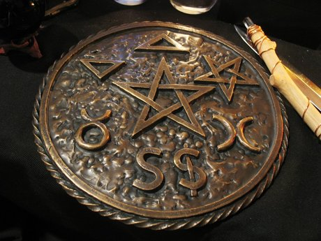 Wiccan Religious Service and more