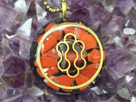 Orgone Protector Pendant
