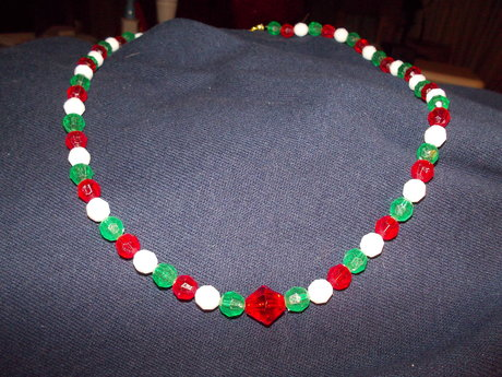Xmas necklace