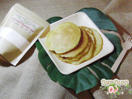 Homemade Allergen Safe Pancake Mix