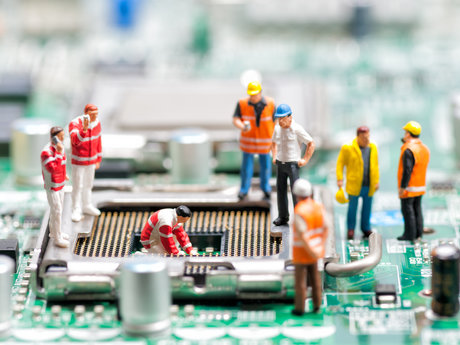 Gigawizard: Electronic Repairs