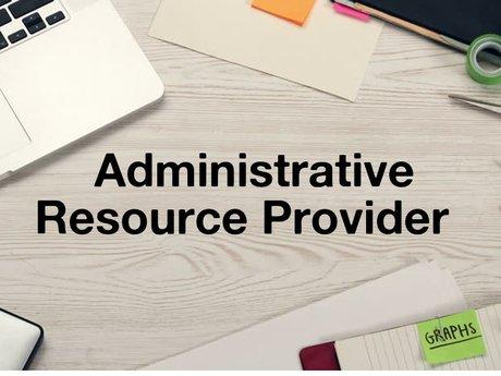 Administrative Resource Provider