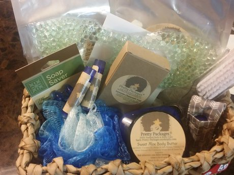 Natural Bath & Body Products