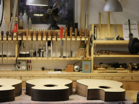 Professional luthier