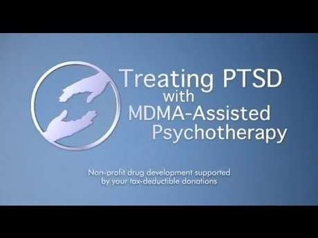 MDMA advice to treat PTSD