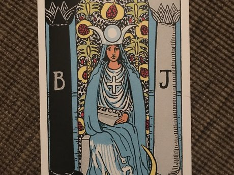 15-20 minute Tarot/Oracle Reading