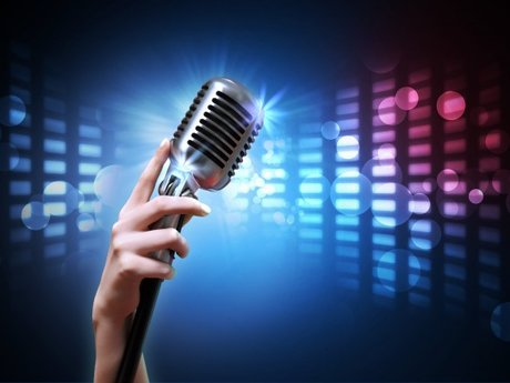 Sing a song of your choice